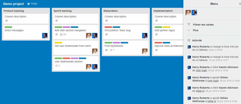 Capture-trello